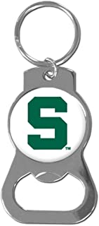 Collegiate Pulse Michigan State Spartans NCAA PVC Keychain