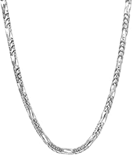 925 Sterling Silver 3MM 4MM 5MM Solid Franco Chain...