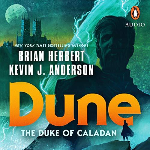 Dune: The Duke of Caladan cover art