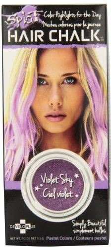 Splat Craie à cheveux Violet