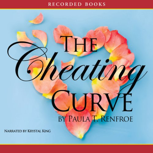 The Cheating Curve audiobook cover art