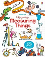 Lift the Flap Measuring Things (Lift-the-flap Maths)