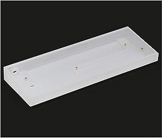 機械的な K-b-d-f-a-n-s T-O-F-U 60%透明照明からのアクリルページボックスキーボードボックスG-H-60マシン