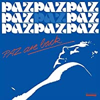 PAZ ARE BACK (LP) [12 inch Analog]
