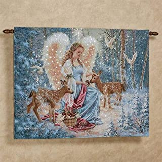 Manual Woodworkers Oh Holy Night Wall Tapestry Multi Warm