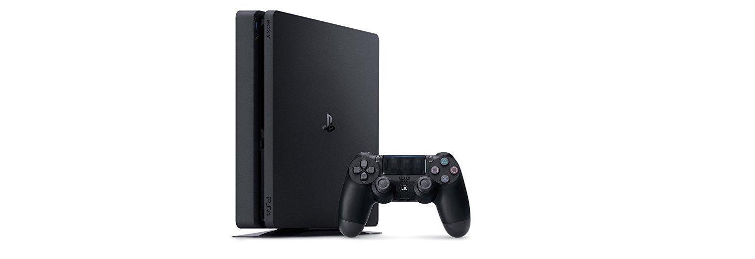PlayStation 4 Slim 500GB Console - Uncharted 4 Bundle(Versión EE.UU., importado): Amazon.es: Videojuegos