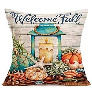 51LA-5gV4gL._SS300_ Beach Fall Decorations & Beach Autumn Decor