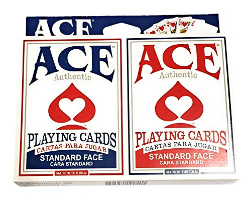 Ace Playing Cards 2 Pack