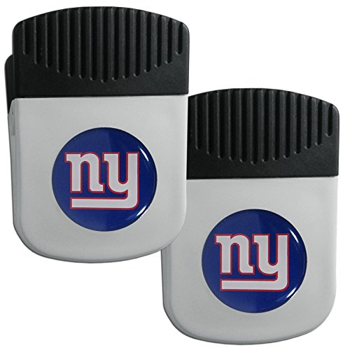 NFL Siskiyou Sports Fan Shop New York Giants Chip Clip Magnet Single Team Color