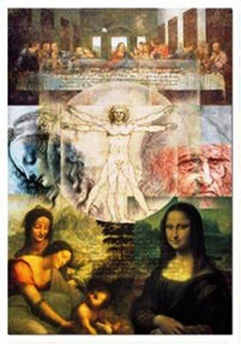Educa Borrás Puzzle 1000 Piezas Mundo Da Vinci