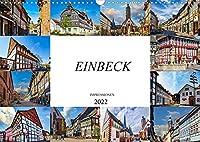 Einbeck Impressionen (Wandkalender 2022 DIN A3 quer): Zwoelf einmalige Bilder der Stadt Einbeck (Monatskalender, 14 Seiten )