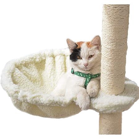 【RAKU】 木登りタワー 替えハンモック 直径40cm耐荷重UP 拡張パーツ 木登りタワー」の追加・交換用 ハンモック 猫 はんもっく キャットハンモック キャットタワーハンモック