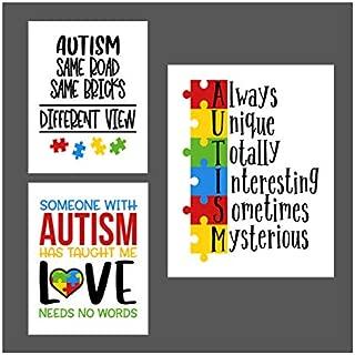 Best autism awareness poster Reviews