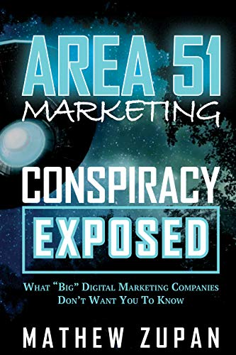 Area 51 Marketing Conspiracy Exposed: What