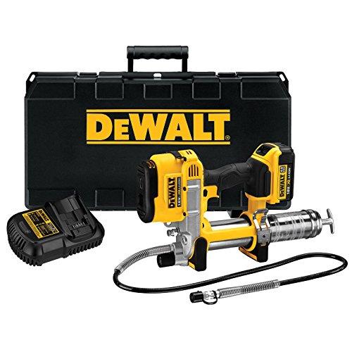 DeWalt DCGG571M1-QW Pompe à graisse 18 V