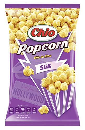 Chio Ready-Made Popcorn süß, 12er Pack (12 x 120 g)