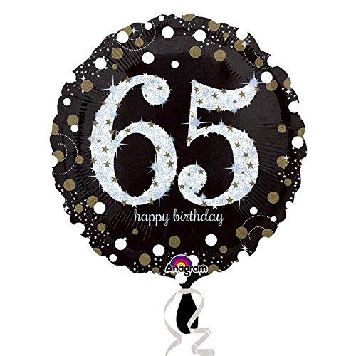 amscan 321330165. Geburtstag Folie Luftballons