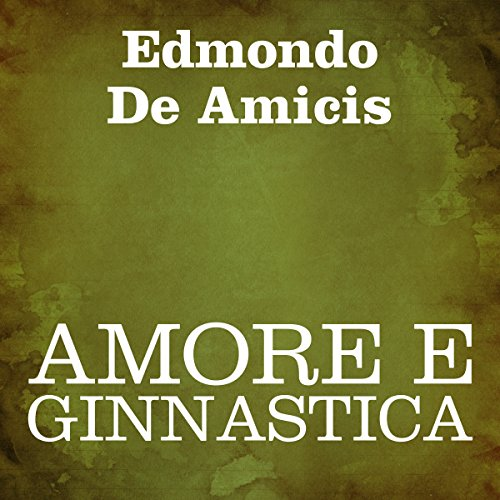 Amore e ginnastica [Love and Gymnastics] cover art