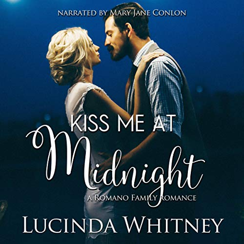 Kiss Me at Midnight audiobook cover art