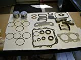 EZ GO Golf CART Engine Rebuild KIT & GASKETS 295CC with Standard Piston and Rings. Lower 48 US States ONLY! Robins Engine 1996-2002