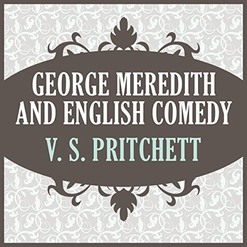 George Meredith and English Comedy cover art