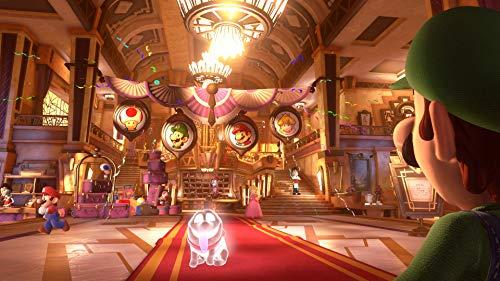 51LA4ZMlZFL - Luigi's Mansion 3 - Nintendo Switch