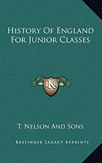 History Of England For Junior Classes