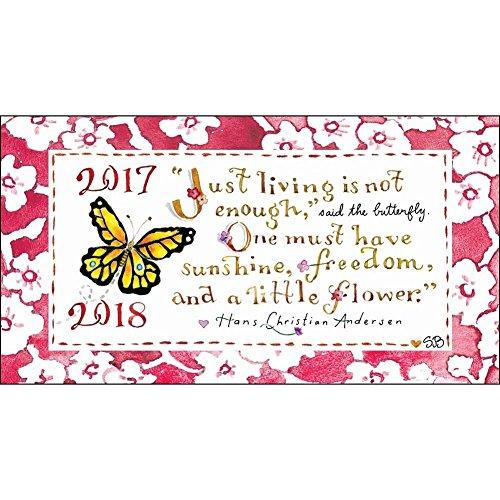 2017 Calendars Susan Branch Heart of the Home, 2017-2018 Pocket Calendar