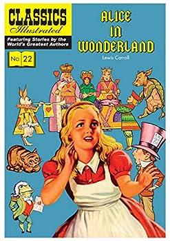 Paperback Alice in Wonderland Book