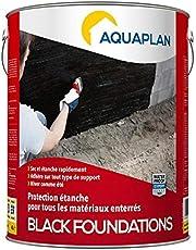 Black Foundations - Bitumineuze coating - Aquaplan - 4 L