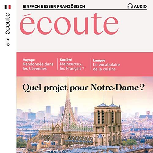 Écoute Audio - Quel projet pour Notre-Dame? 9/2019 cover art