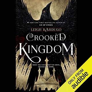 Page de couverture de Crooked Kingdom