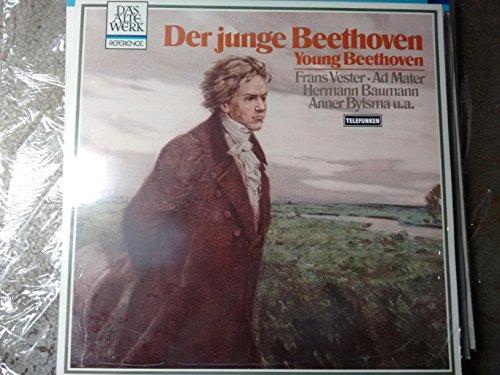 BEETHOVEN, Ludwig van: Trio fur klavier, klarinette und violoncello in B-dur, op.11; Allegro und Menuett fur 2 floten G-dur WoO26