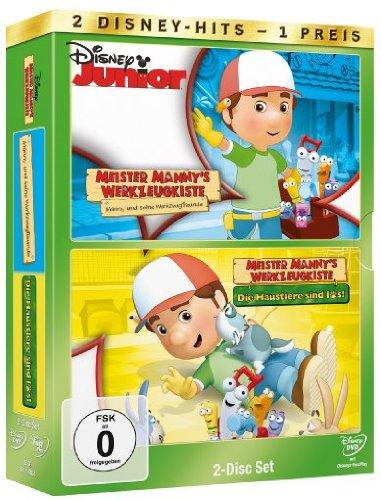 Manny und seine Werkzeugfreunde/Die Haustiere sind los! (2 DVDs)