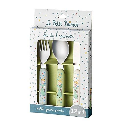 Petit Jour Paris Le Petit Prince 3 pièces Couverts enfant