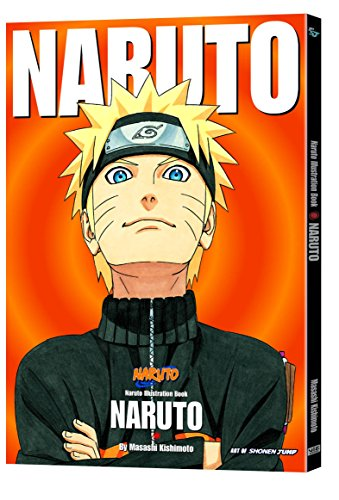 Naruto Illustration Book Artbook 2