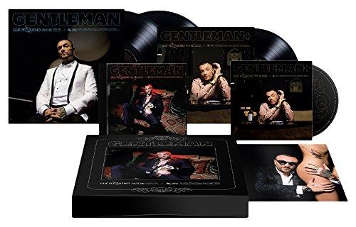 Gentleman Super Deluxe Box [Edizione limitata e numerata a 1000 copie con Doppio Cd, Doppio Vinile, Vinile 10' e foto autografata] (Esclusiva Amazon.it)