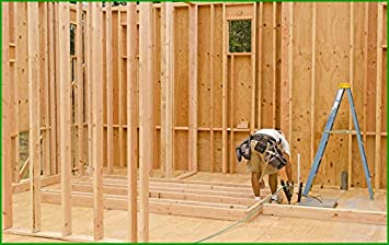 4x3 inch Sawn Timber Wooden Joists Wall Plate C24 Strength Graded Regularised 75x100mm 1.2m