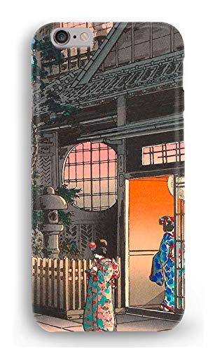 Funda Carcasa Estampa Japonesa para Xiaomi Redmi Mi5 Mi 5 plástico rígido
