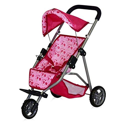 Lorelli kinderwagen voor poppen 3 wielen