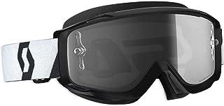 Scott Split OTG LS MX Goggle Cross/MTB Brille schwarz/light sensitive grau works