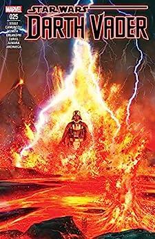 Darth Vader (2017-2018) #25 by [Charles Soule, Giuseppe Camuncoli, Elia Bonetti]