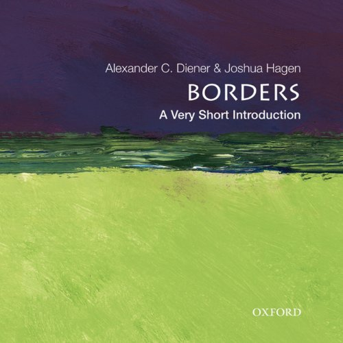 Page de couverture de Borders: A Very Short Introduction