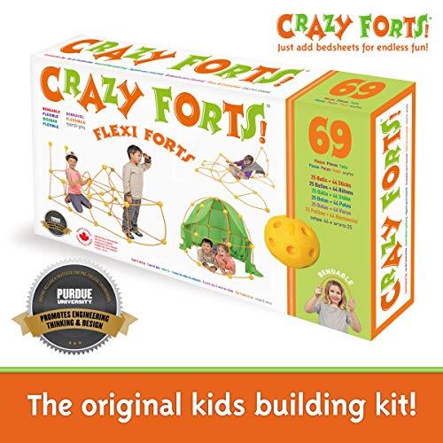 Everest Toys Flexi-Forts Set