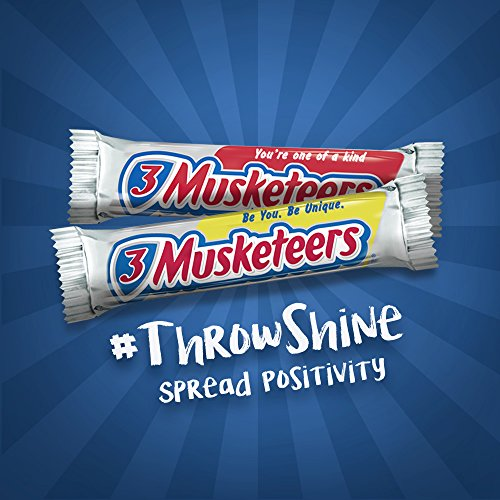 another image of Mars 3 Musketeers Chocolate Original