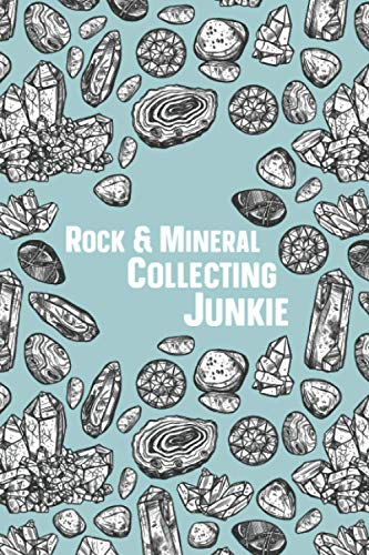 Rock & Mineral Collecting Junkie: Rock & Pebble Collecting Sketch Notebook