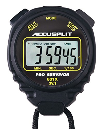 Pro Survivor – A601 x Stopwatch, Clock, extra large display