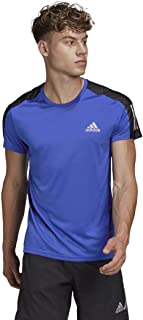 adidas Men's Freelift Sport Tee Short Sleeve