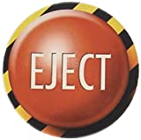 Eject Button Auto Coaster, Single Coaster for Your Car cup holder - Perfect Gift for a Teen Driver