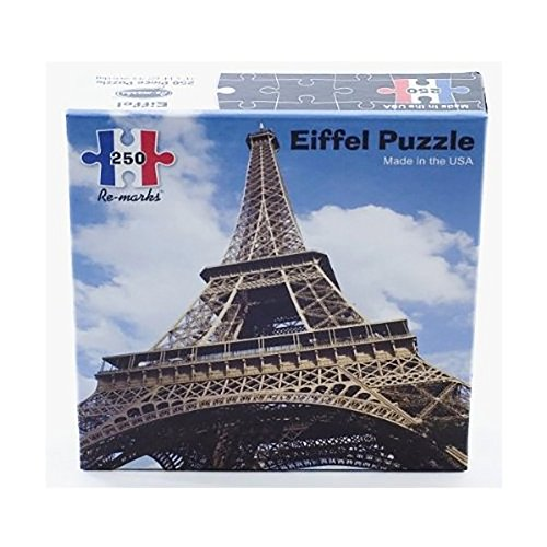 Eiffel Tower Puzzle 250 Piece